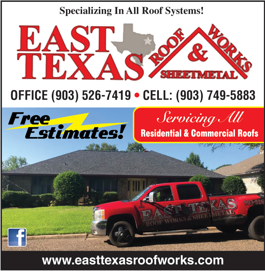 EAST TEXAS ROOF WORKS