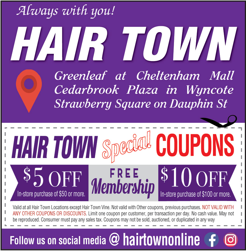 HAIR TOWN SUPER CENTER