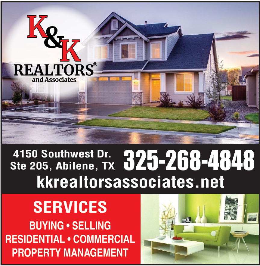 K AND K REALTORS AND ASSO