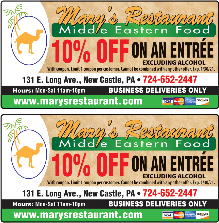 MARYS RESTAURANT