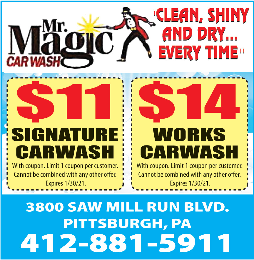 MR MAGIC CAR WASH