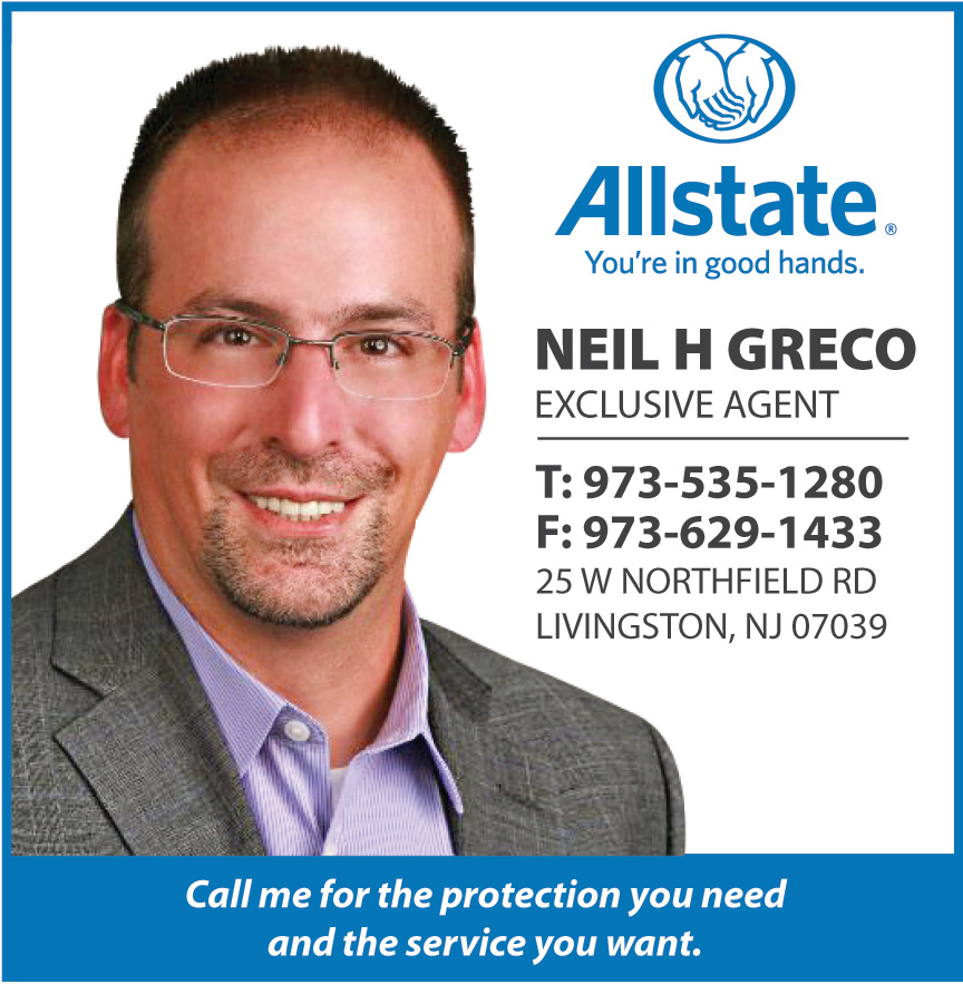 NEIL GRECO OF ALLSTATE