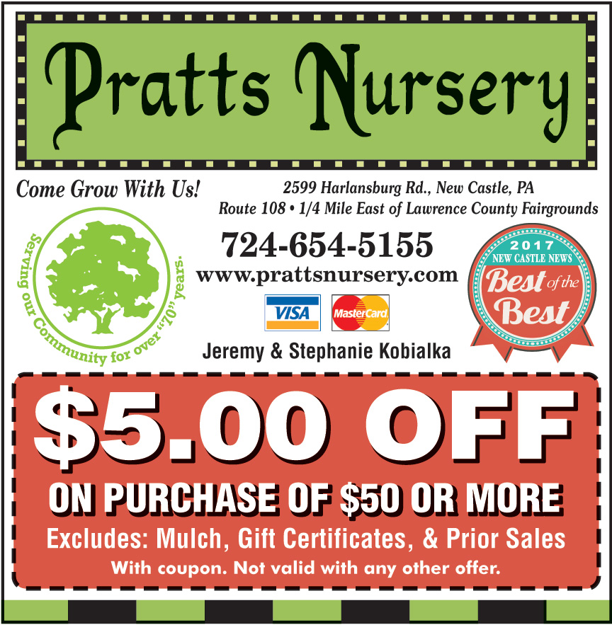 PRATTS NURSERY