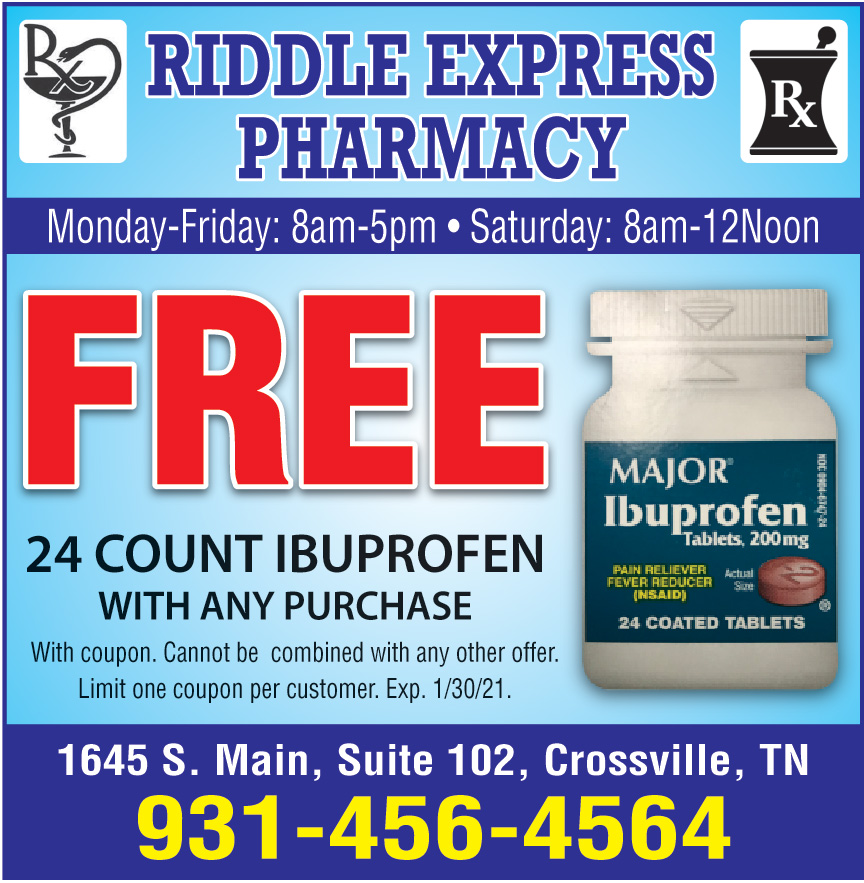 RIDDLE EXPRESS PHARMACY