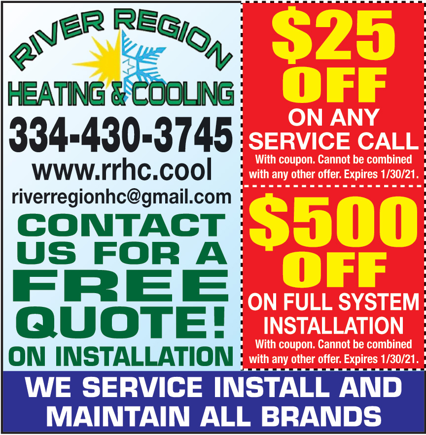 RIVER REGION HEATING AND