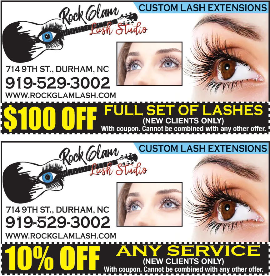 ROCK GLAM LASH STUDIO