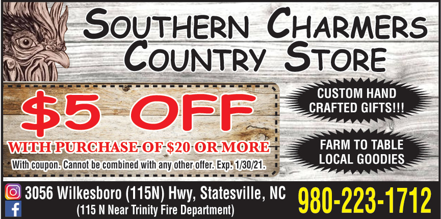 SOUTHERN CHARMERS