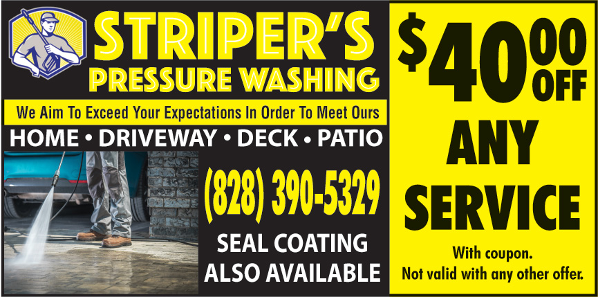 STRIPERS LOT CARE LLC
