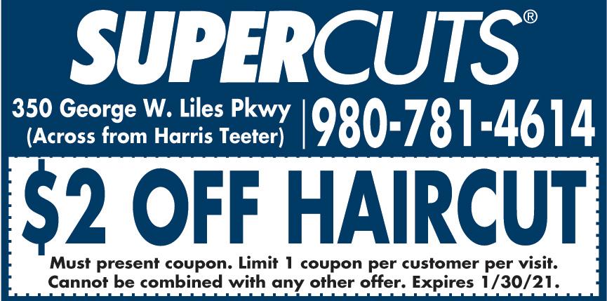 SUPER CUTS HAIR SALON