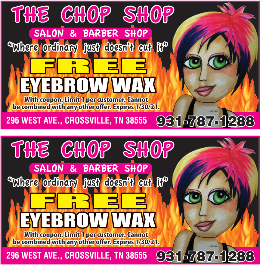 THE CHOP SHOP SALON