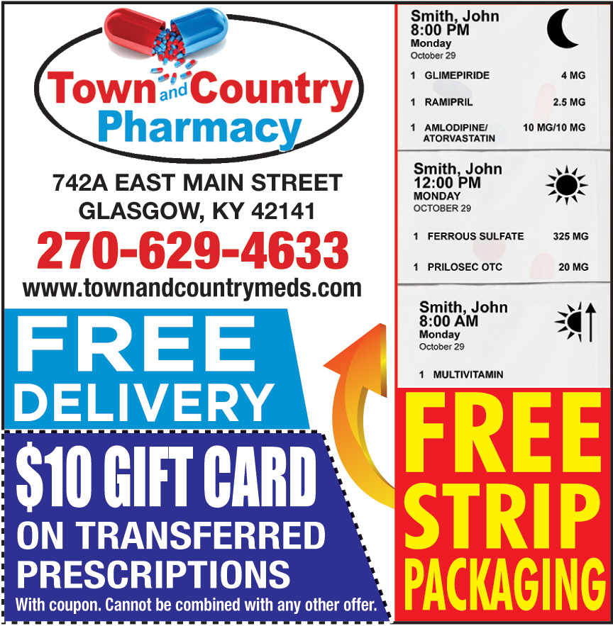 TOWN AND COUNTRY PHARMACY