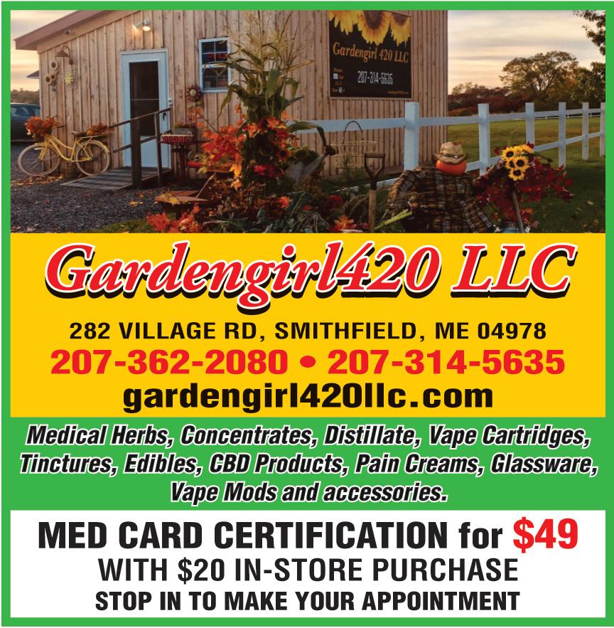 GARDENGILR420LLC