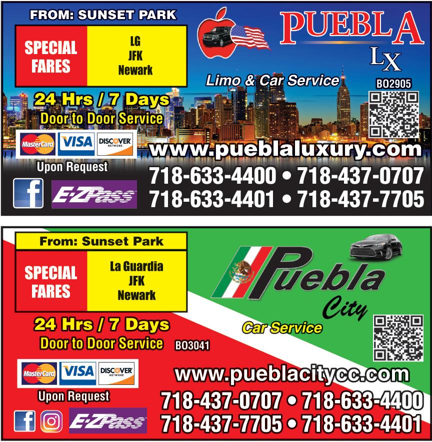 PUEBLA LUXURY CAR SERVICE