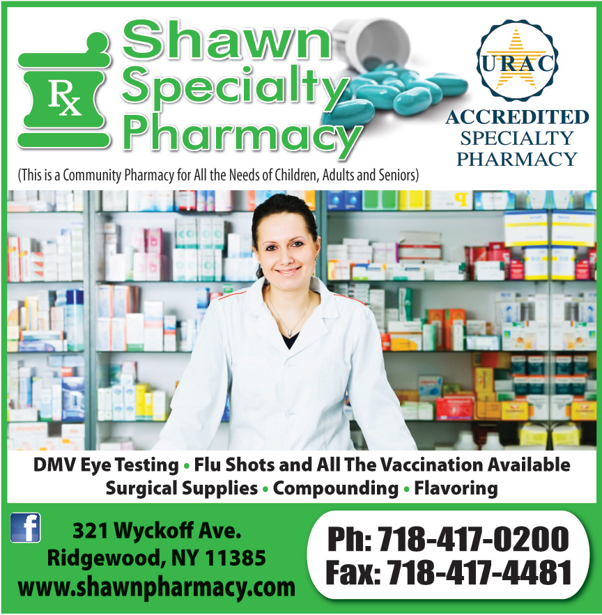 SHAWN PHARMACY
