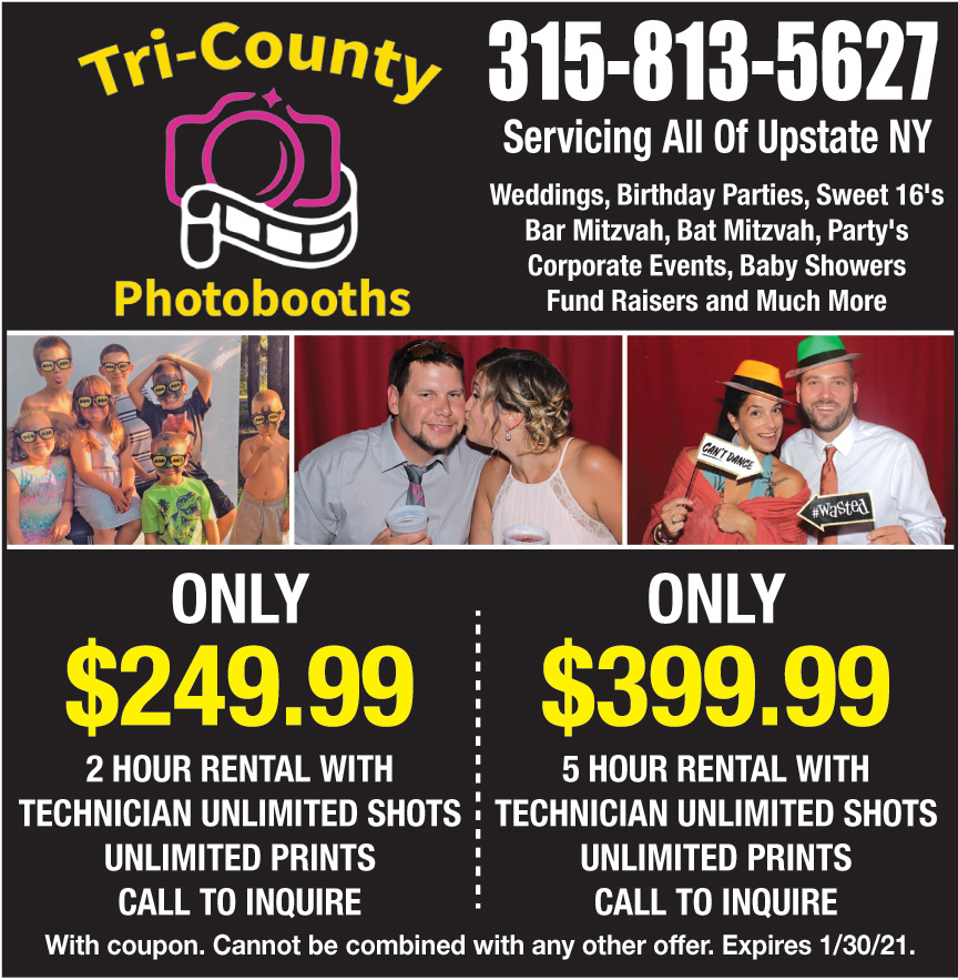 TRI COUNTY PHOTOBOOTHS
