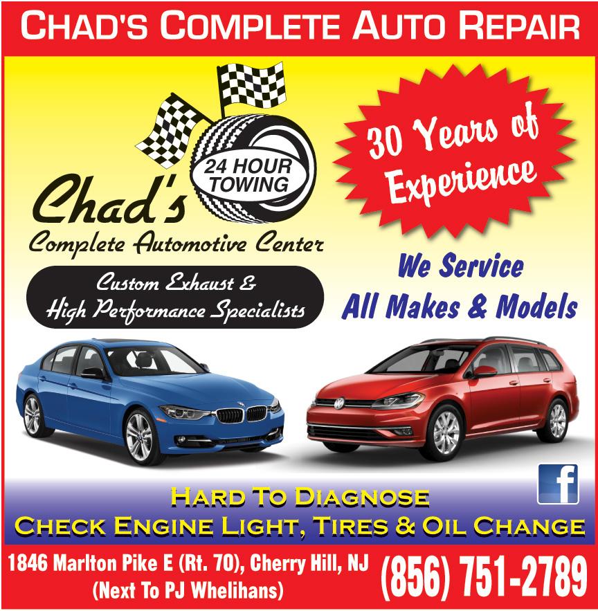 CHADS COMPLETE AUTOMOTIVE