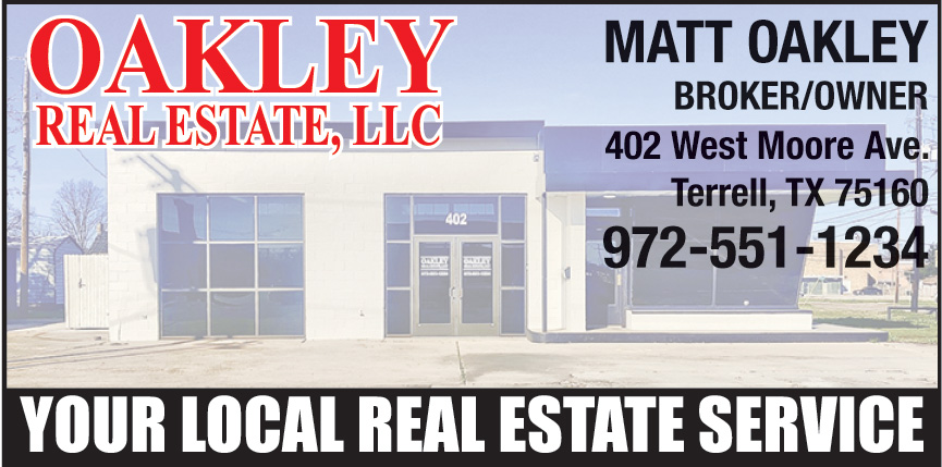 OAKLEY REAL ESTATE LLC