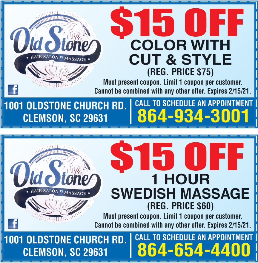 OLD STONE SALON AND