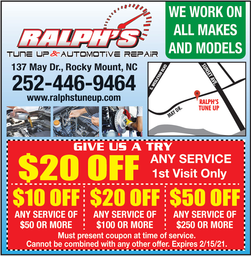 RALPHS TUNEUP AND AUTOMOT