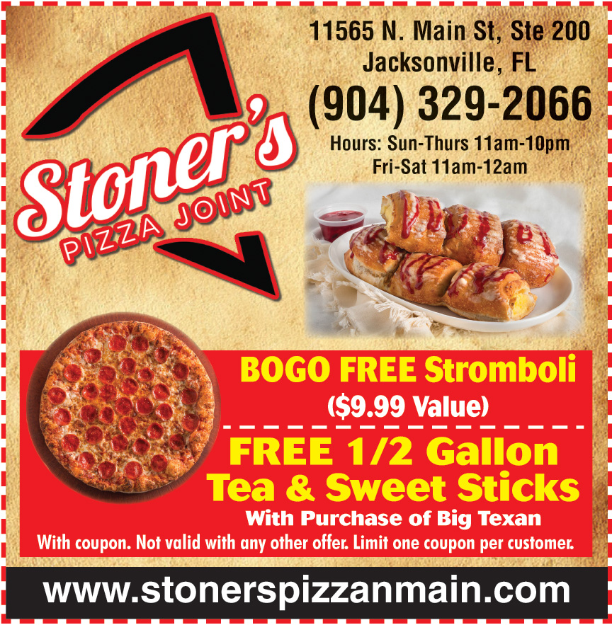 STONER S PIZZA JOINT