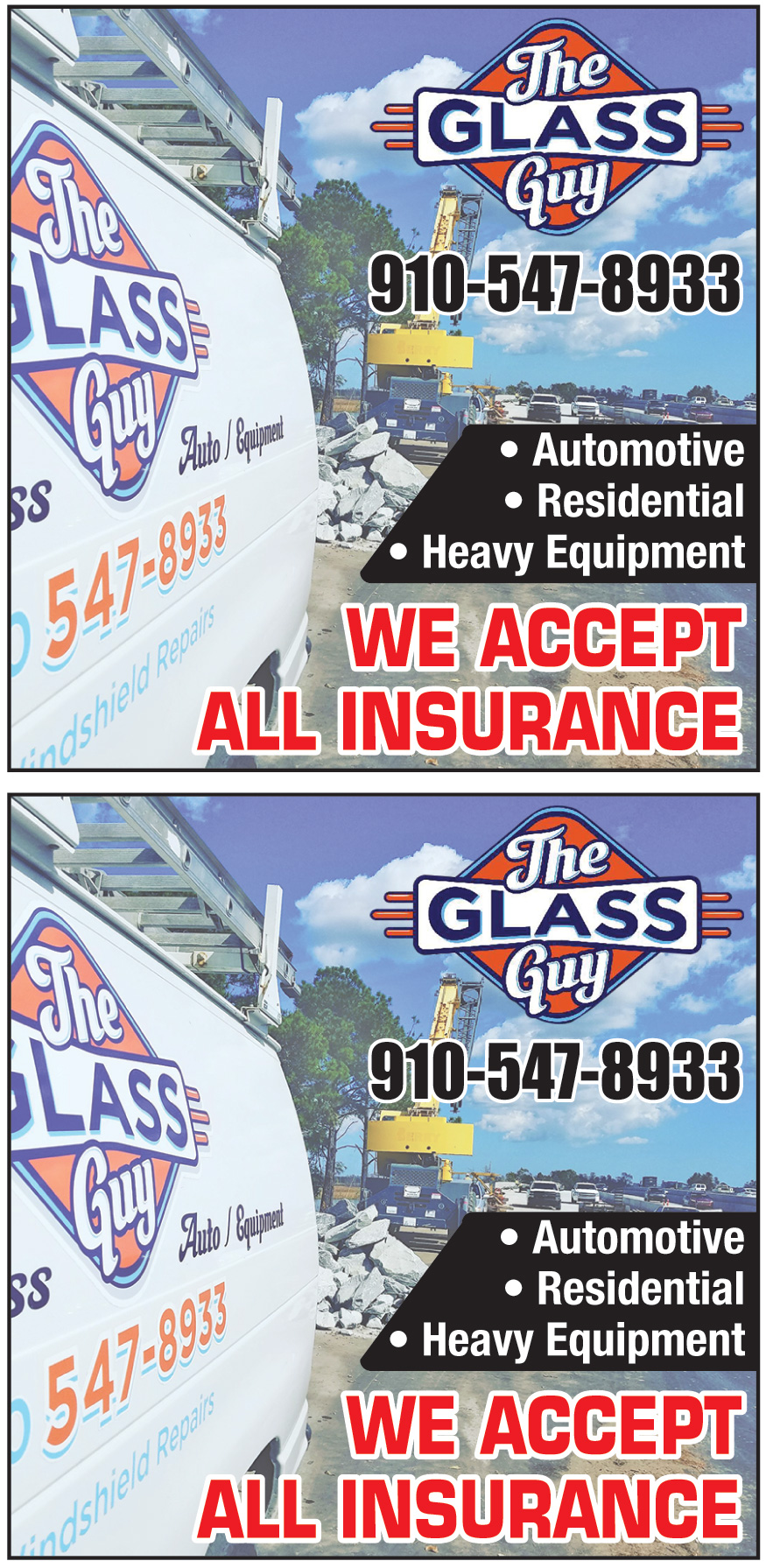 THE GLASS GUY LLC
