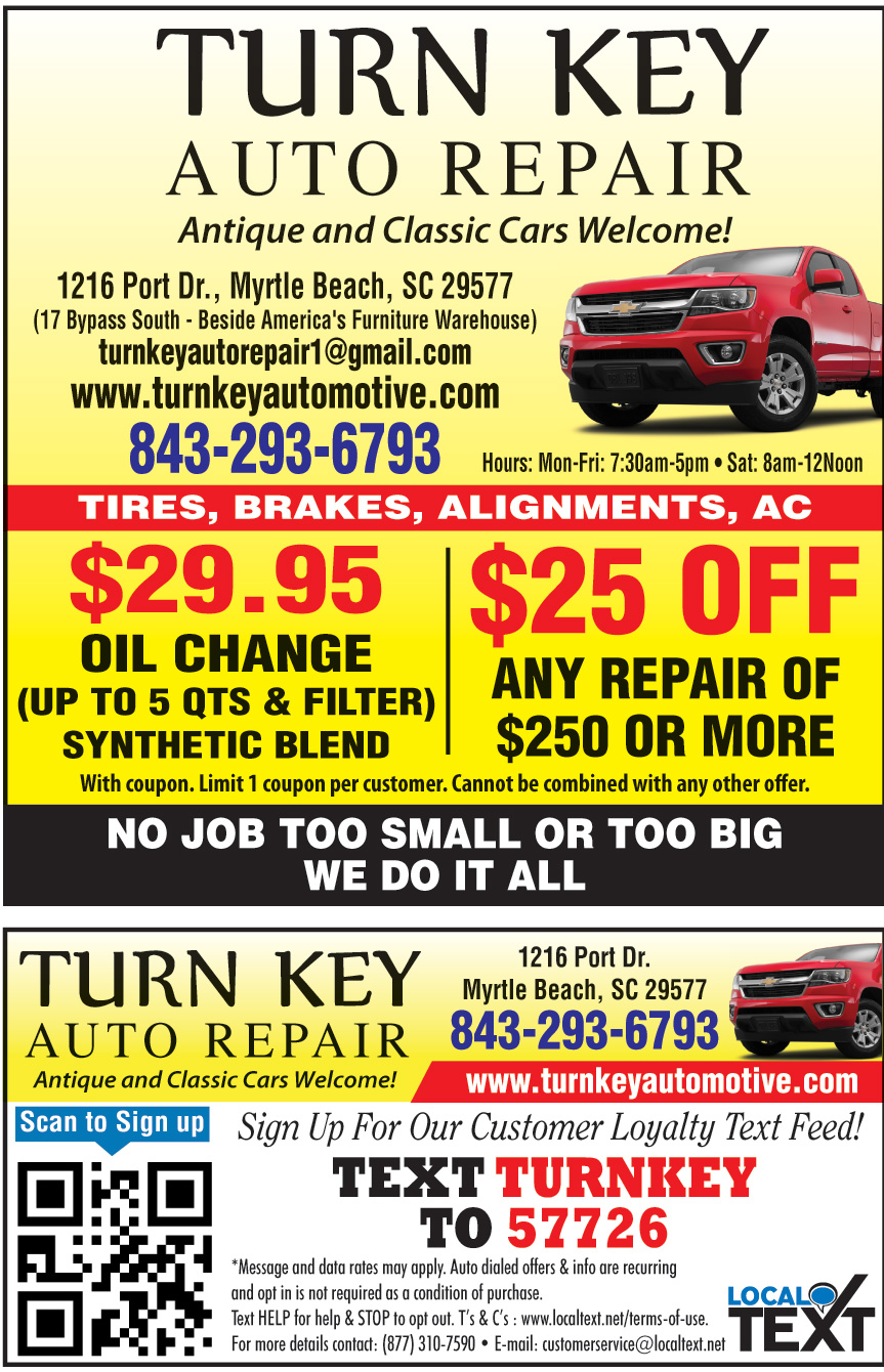 TURN KEY AUTO REPAIR