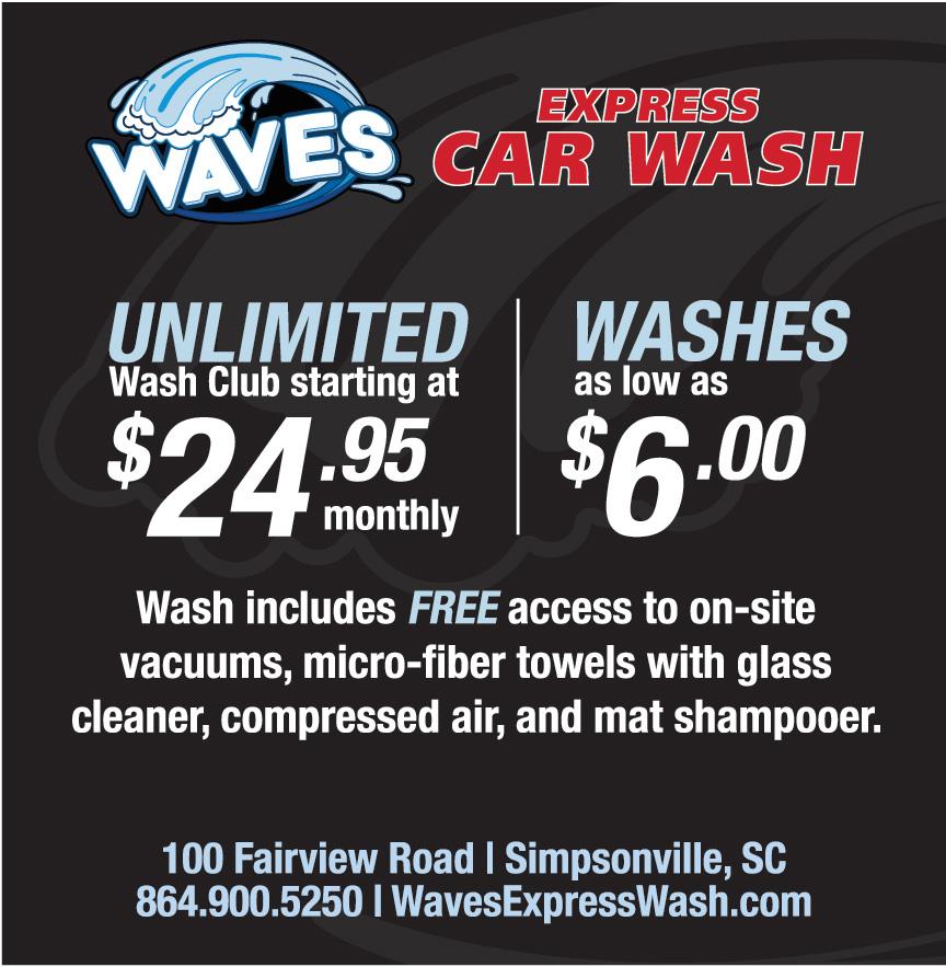 WAVES EXPRESS CAR WASH