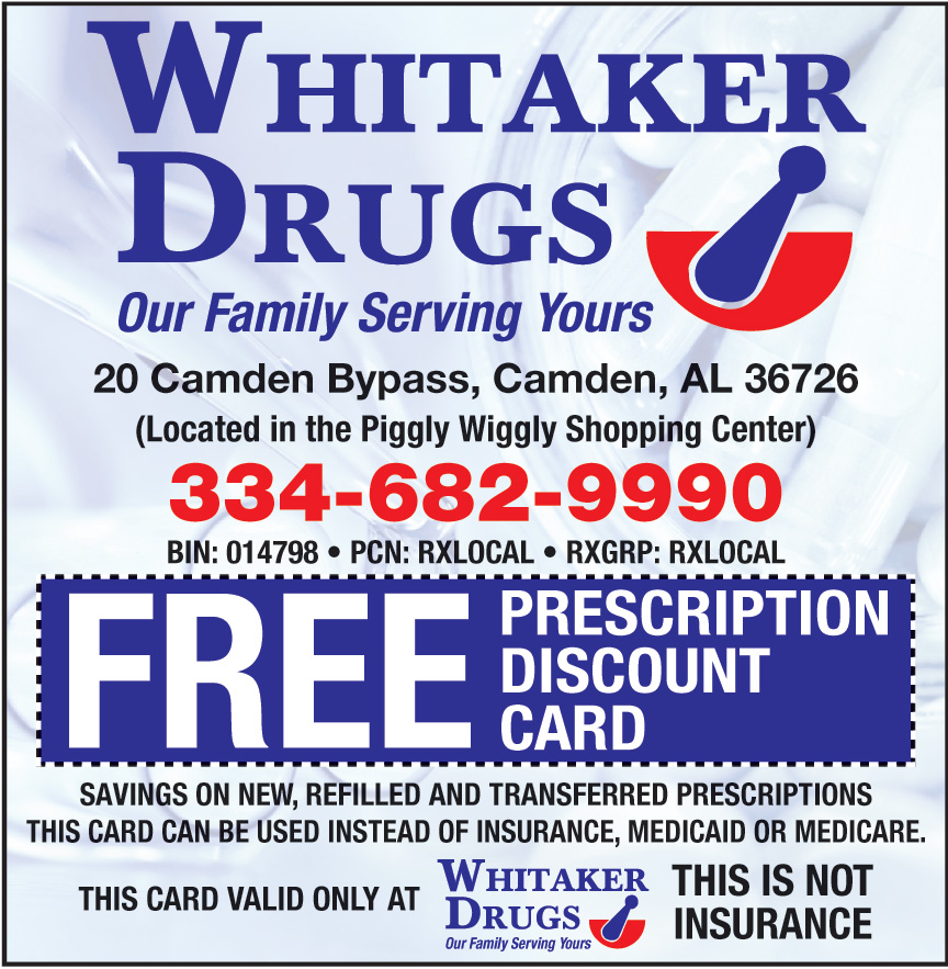 WHITAKER DRUGS LLC