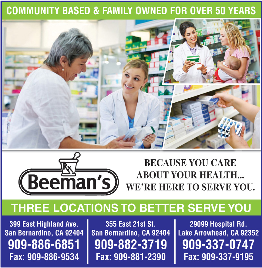 BEEMANS RX PHARMACY