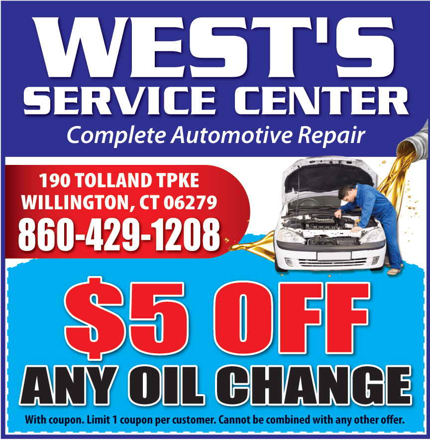 WESTS SERVICE CENTER