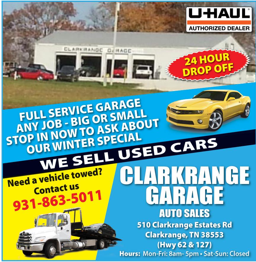 CLARKRANGE GARAGE