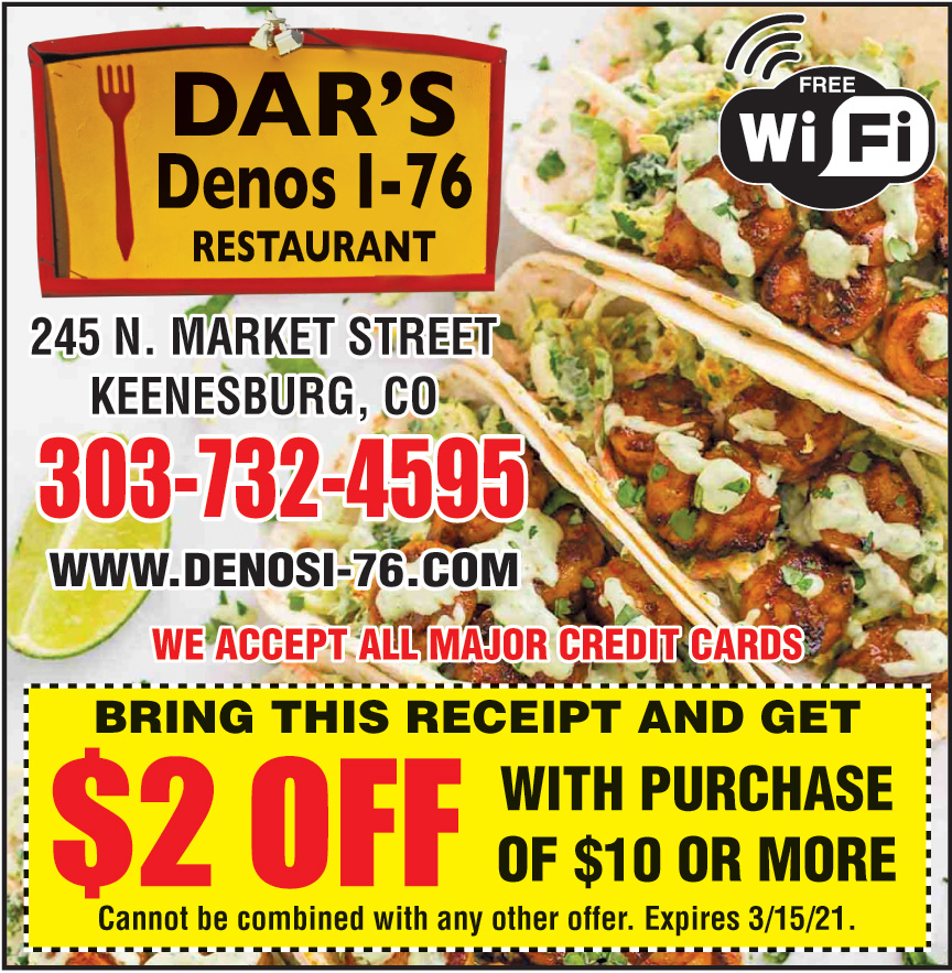 DENOS I76 RESTAURANT LLC