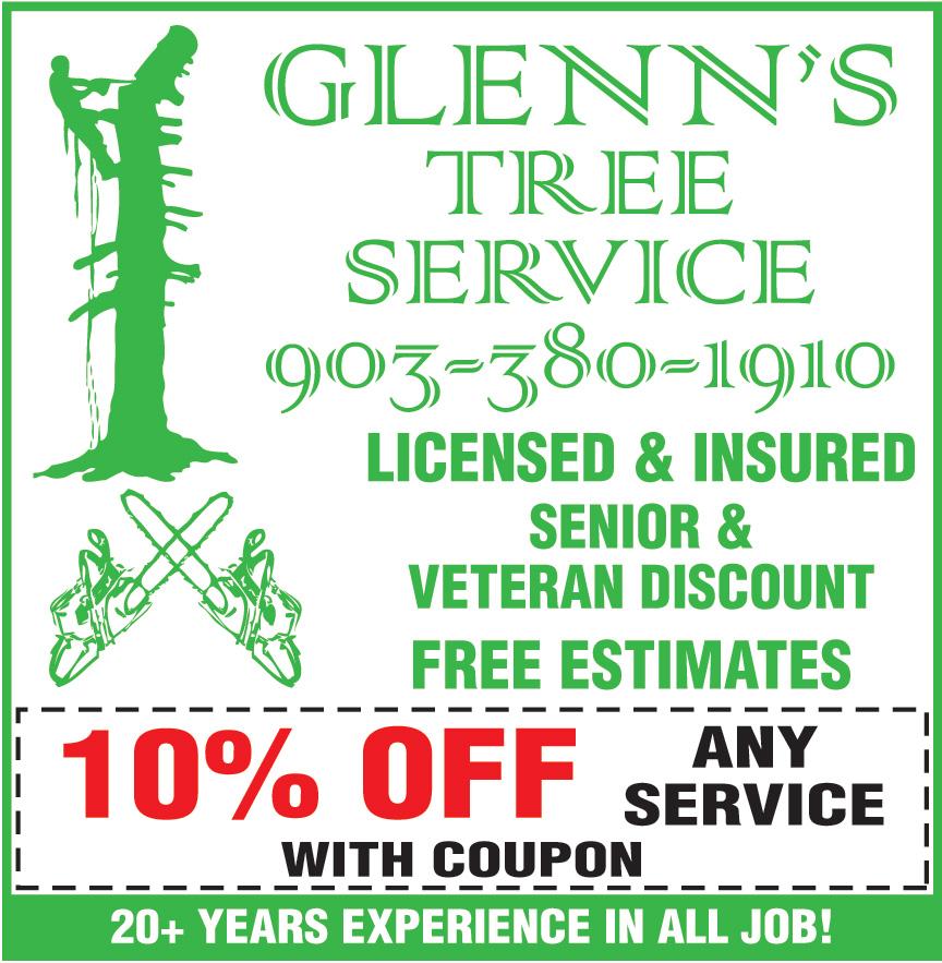 GLENNS TREE SERVICE