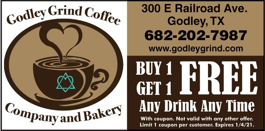 GODLEY GRIND COFFEE