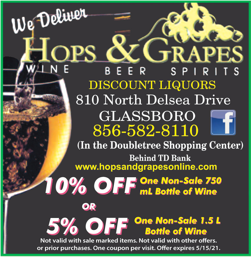 HOPS AND GRAPES