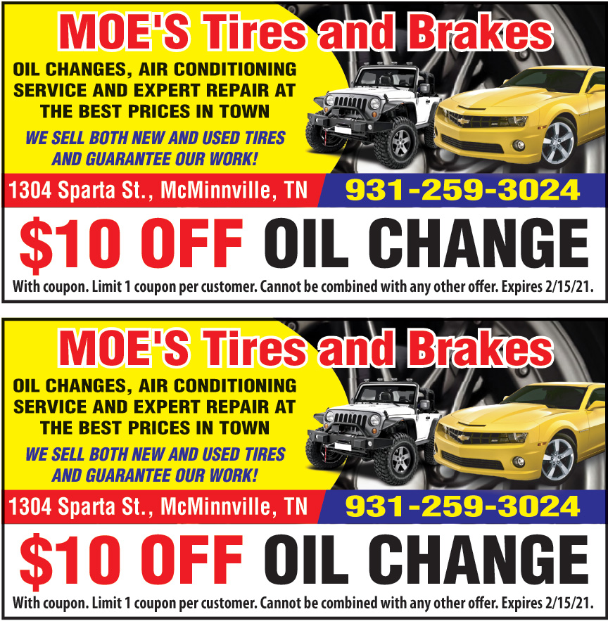 MOES TIRES AND BRAKES