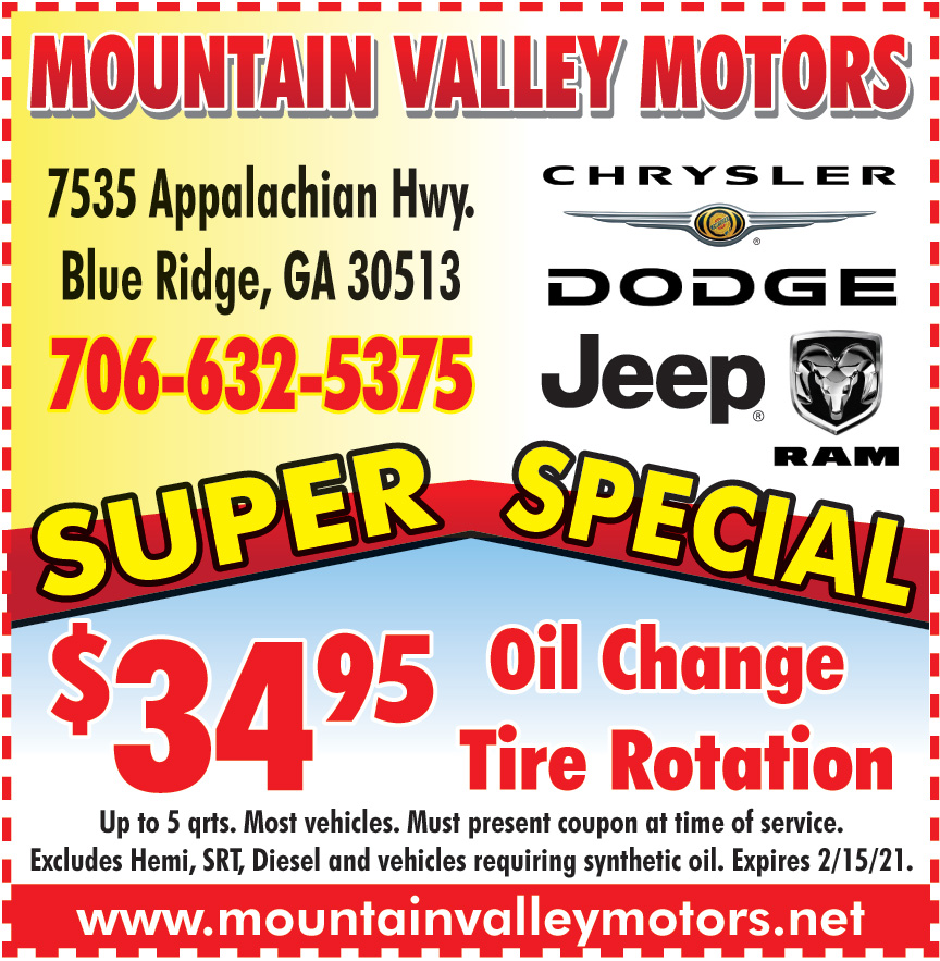 MOUNTAIN VALLEY MOTORS