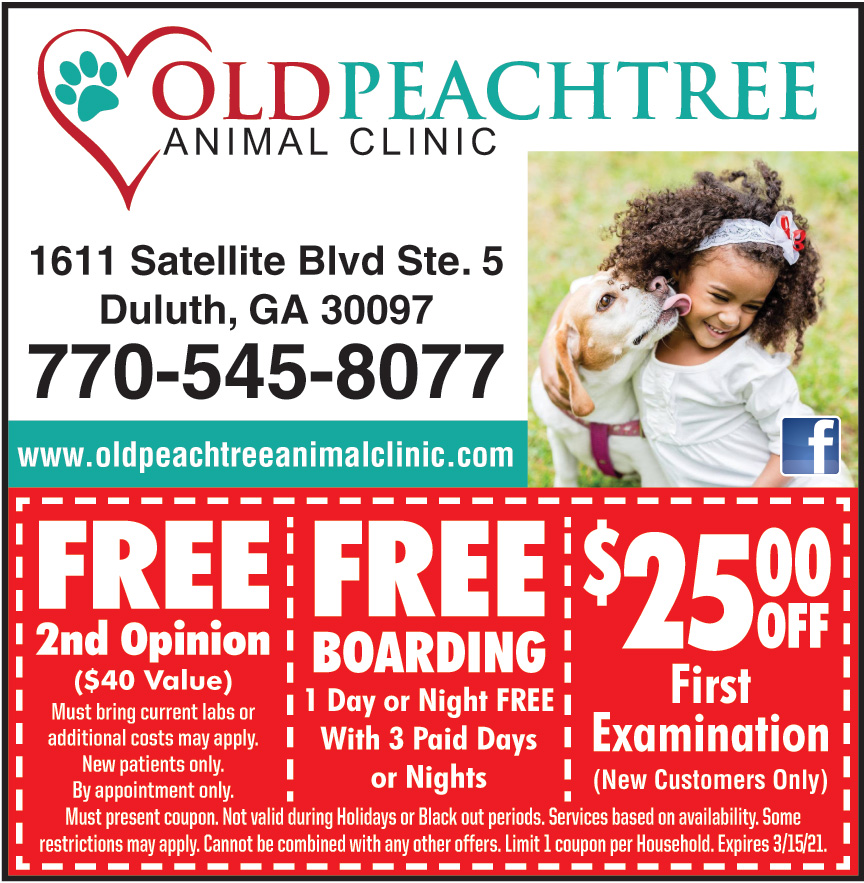 OLD PEACHTREE ANIMAL CLIN