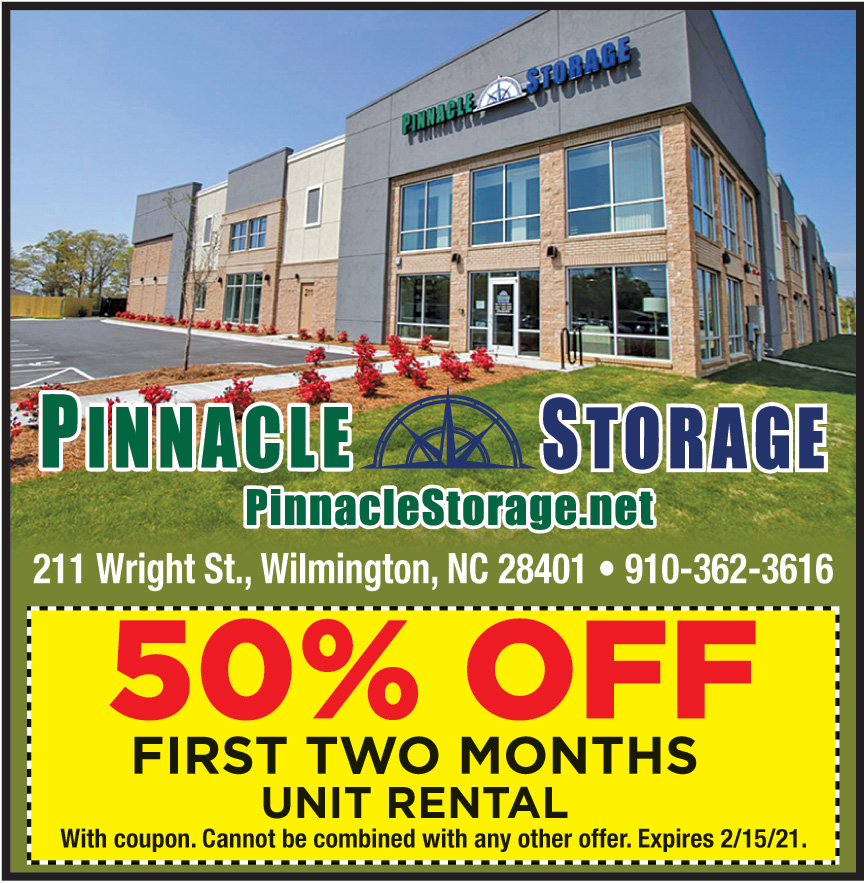 PINNACLE STORAGE