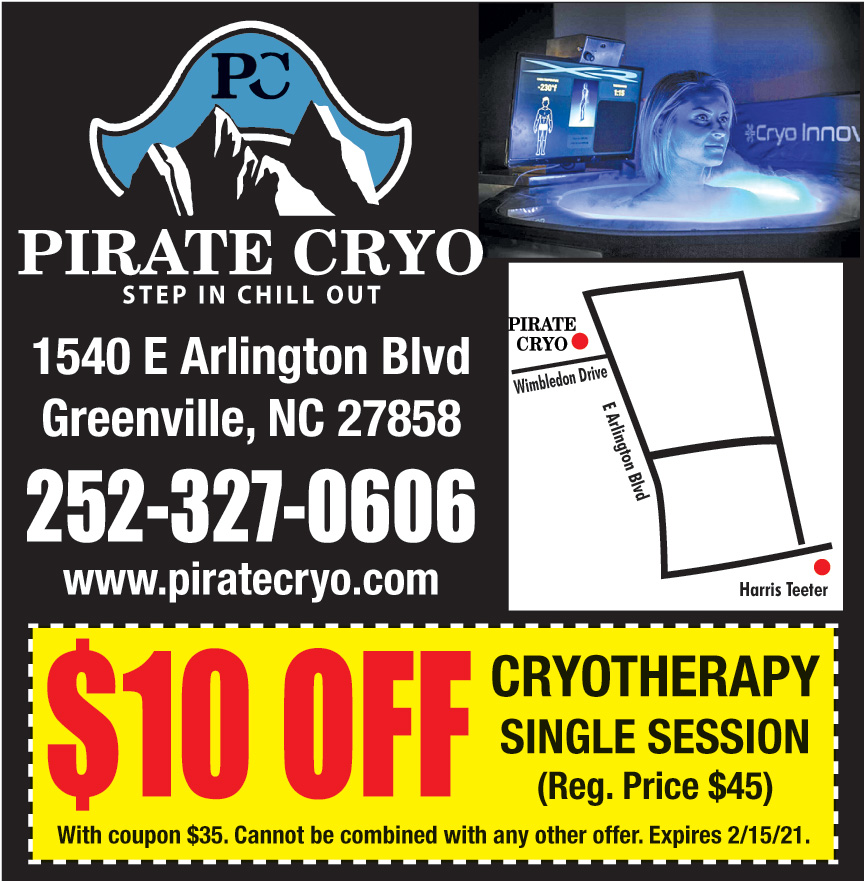 PIRATE CRYO