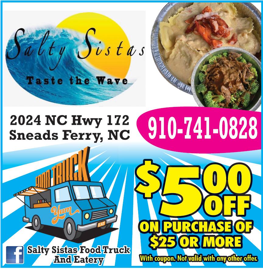 SALTY SISTAS LLC