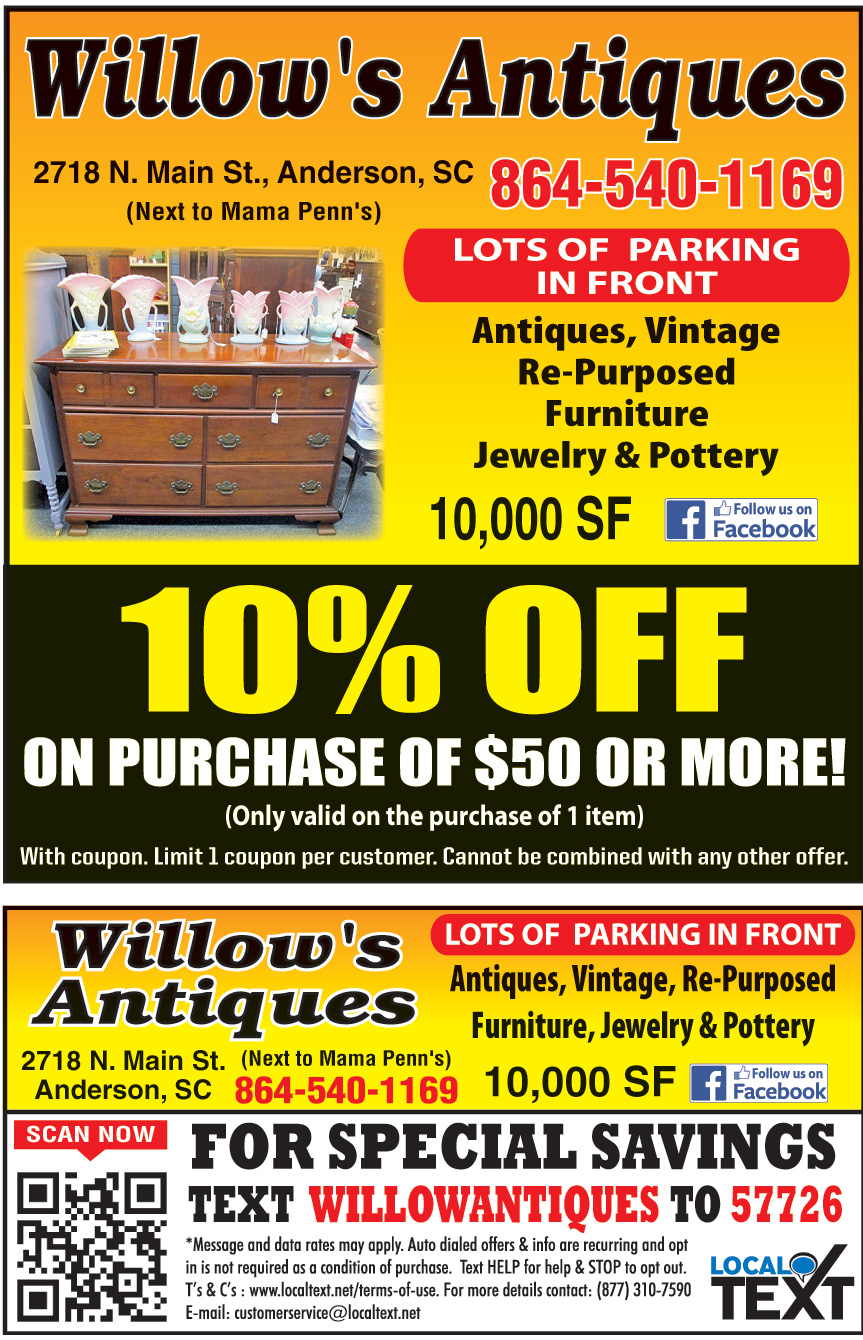 WILLOWS ANTIQUES