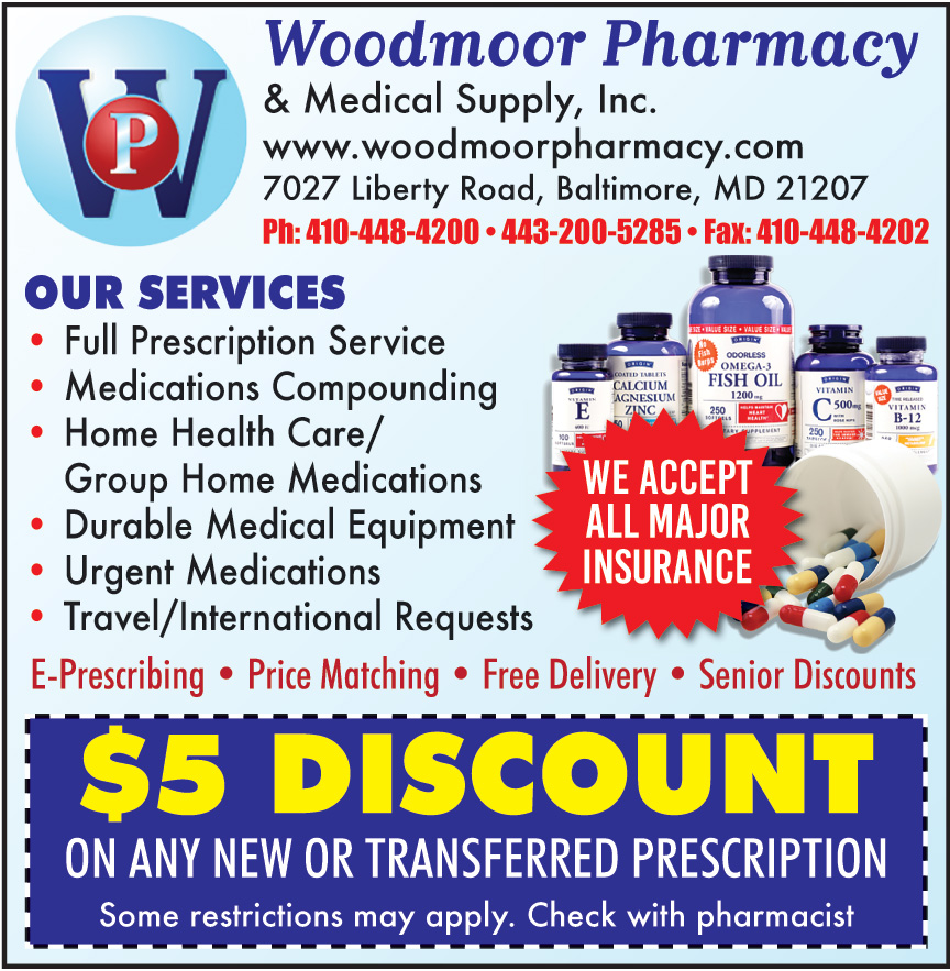 WOODMOOR PHARMACY AND MED