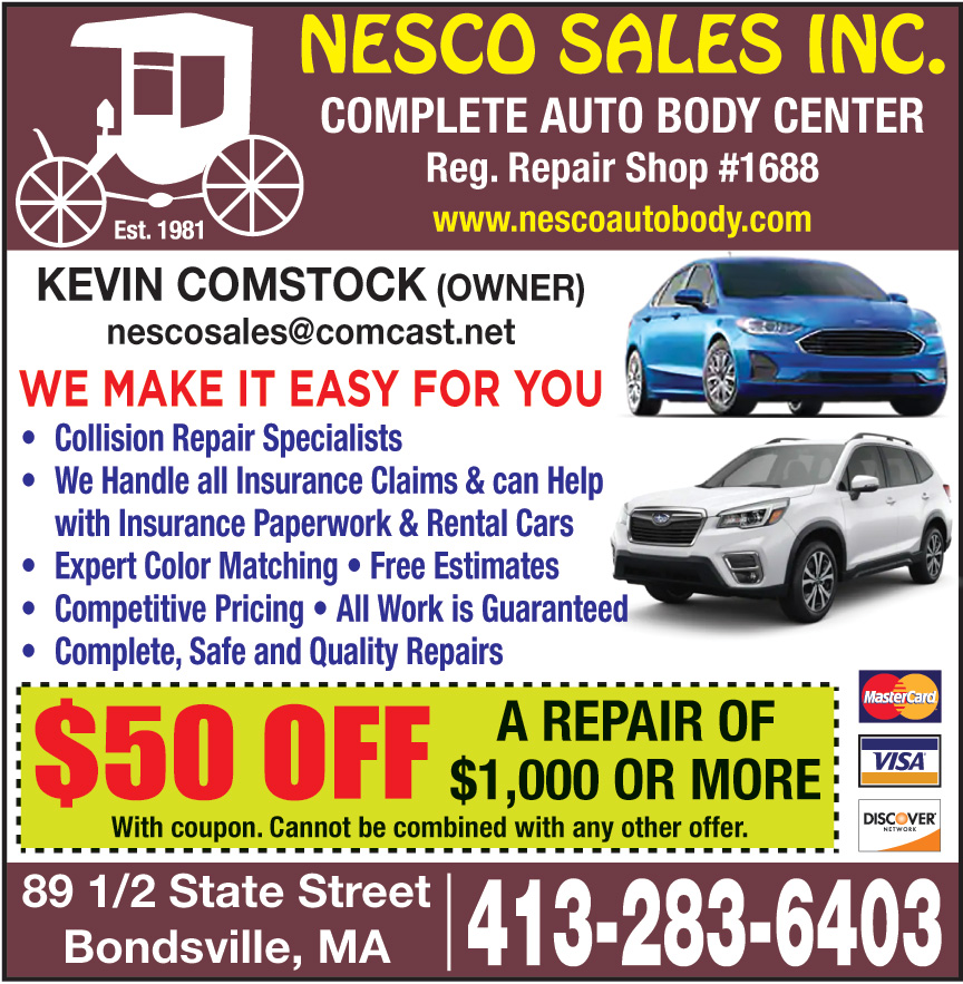 NESCO SALES INC
