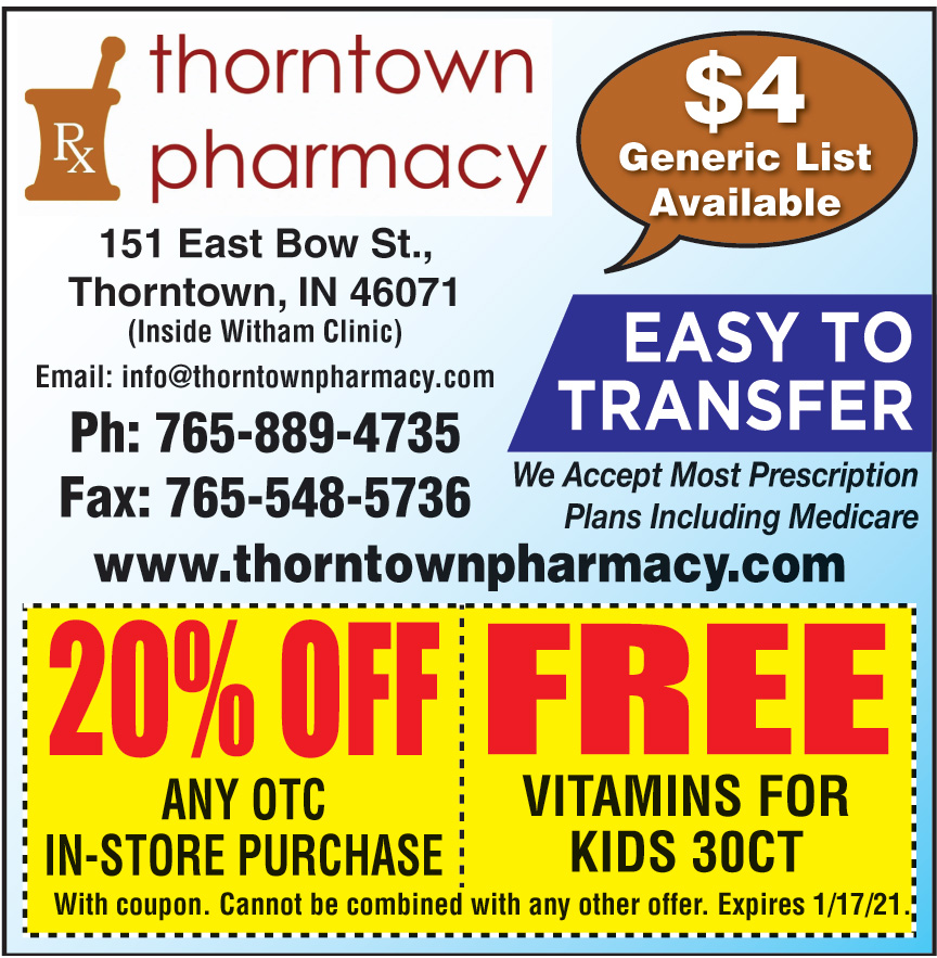 THORNTOWN PHARMACY