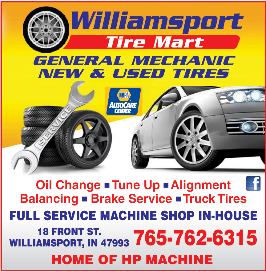 WILLIAMSPORT TIRE MART