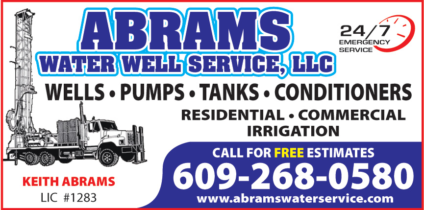 ABRAMS WATER WELL SERVICE