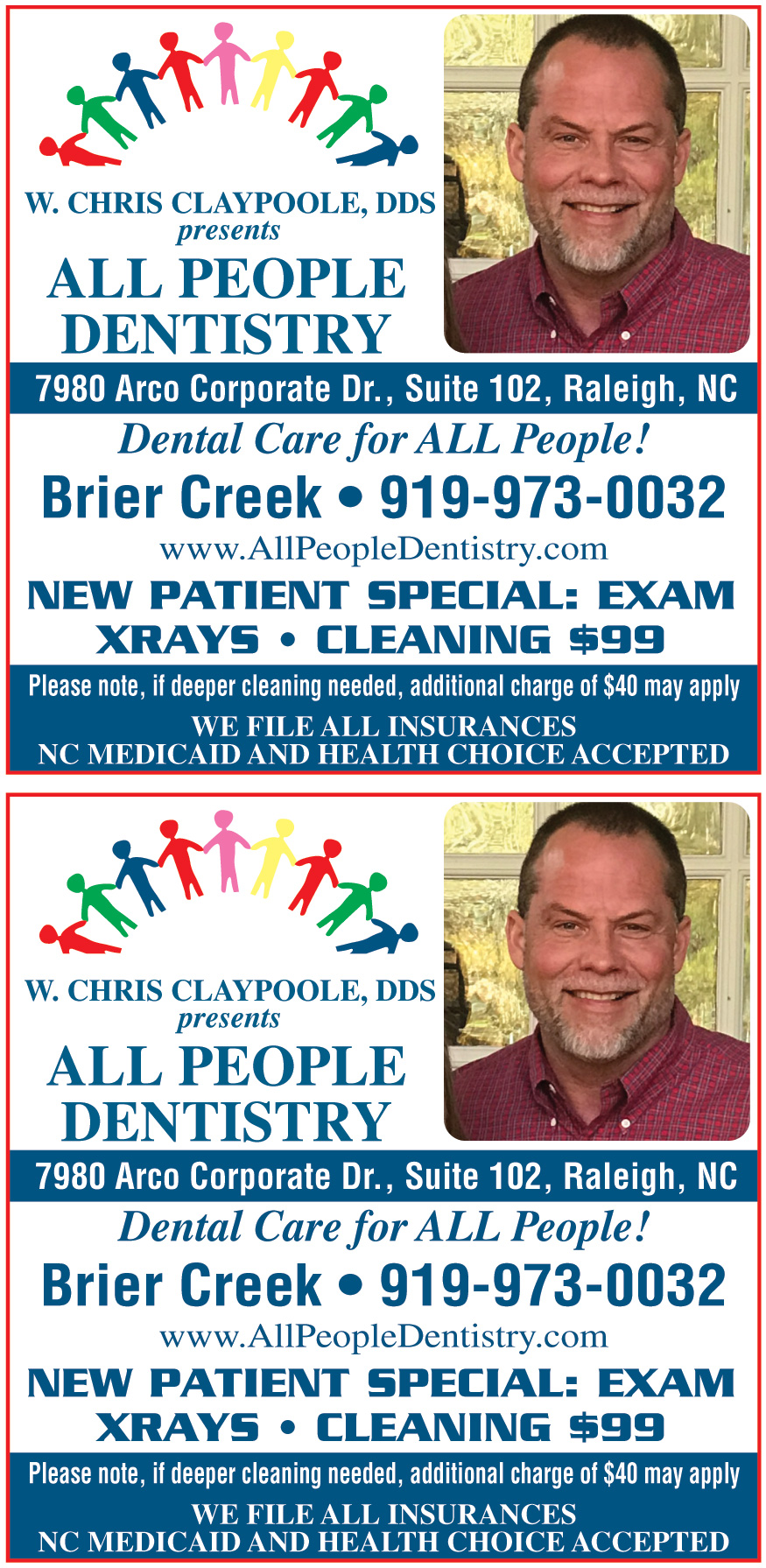 ALL PEOPLE DENTISTRY