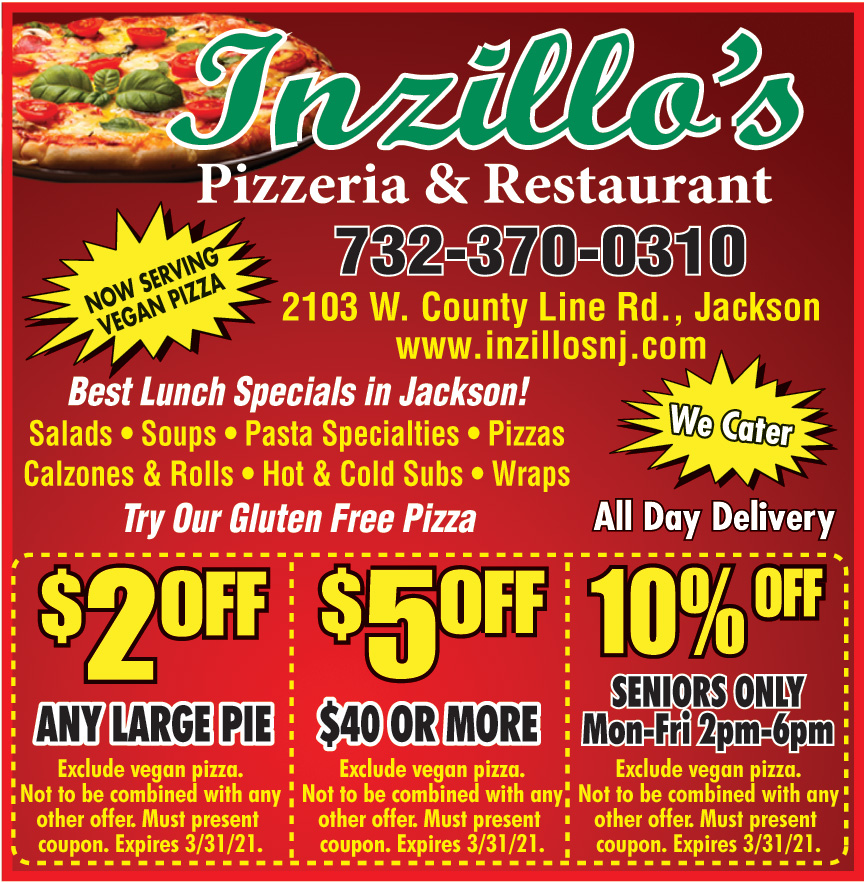 INZILLOS PIZZA RESTAURANT