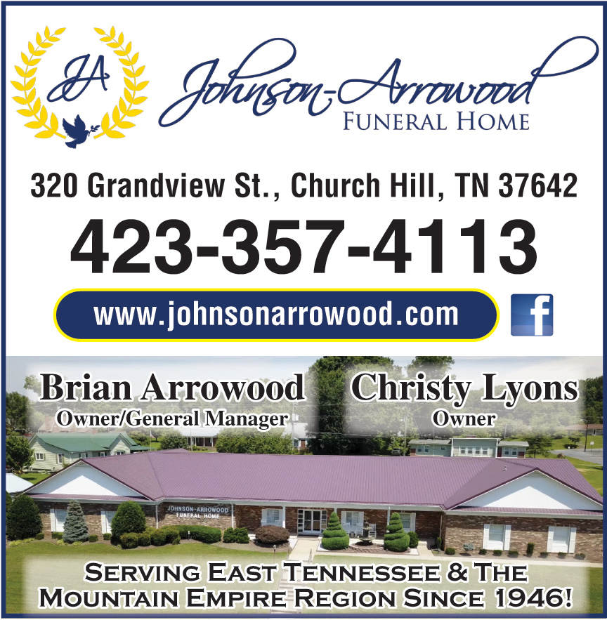 JOHNSON ARROWOOD FUNERAL